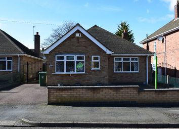 Thumbnail 3 bedroom bungalow for sale in Moorgate Avenue, Birstall, Leicester