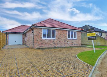 Thumbnail 3 bed detached bungalow for sale in Orchard Way, Southery, Downham Market