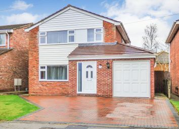 Thumbnail 4 bed detached house for sale in Lyneham Way, Hilperton, Trowbridge