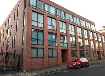 Thumbnail 1 bedroom flat to rent in Octahedron Apartemnt, George Street, Birmingham