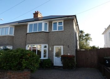 Thumbnail 3 bed semi-detached house to rent in Riverlea Road, Christchurch