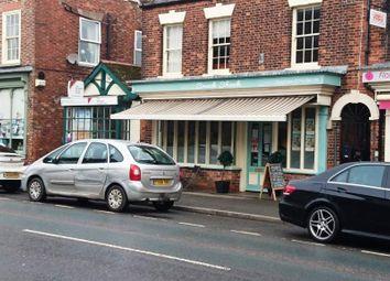 Thumbnail Restaurant/cafe for sale in Market Weighton YO43, UK