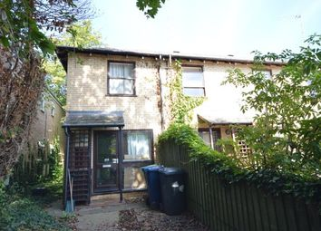 Thumbnail 1 bed property to rent in Pakenham Close, Cambridge