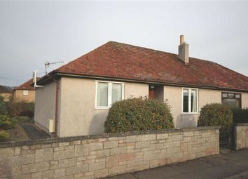 Thumbnail 2 bed semi-detached bungalow for sale in 8, Moathill Road, Cupar, Fife