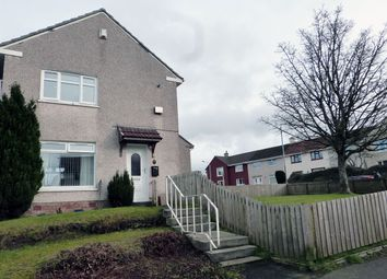 Thumbnail 2 bed end terrace house for sale in Elphinstone Crescent, Murray, East Kilbride
