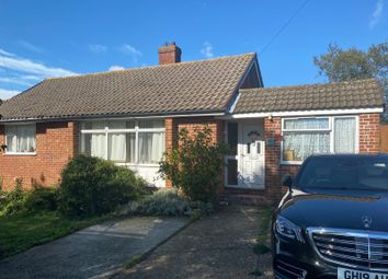 Parkstone Road, Hastings, East Sussex TN34. 4 bed bungalow for sale
