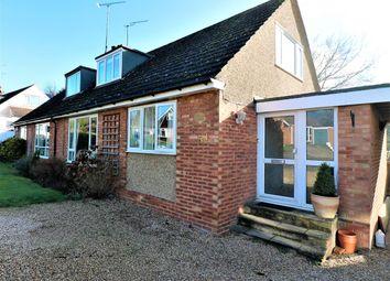 Thumbnail 3 bedroom semi-detached bungalow for sale in Hillside Way, Welwyn
