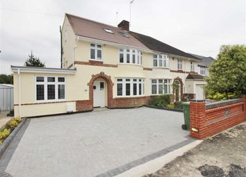 Thumbnail 4 bedroom semi-detached house for sale in Beech Drive, Borehamwood