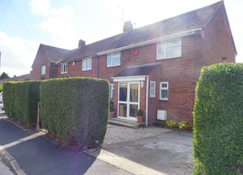 Thumbnail 3 bed semi-detached house for sale in Spur Way, Swindon