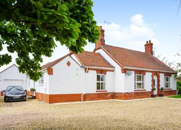 Thumbnail 4 bed detached house for sale in Little Hale Road, Great Hale, Sleaford
