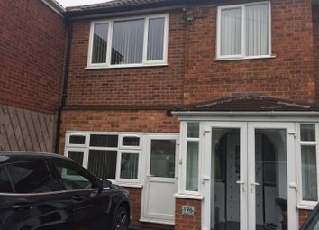 Thumbnail 1 bed flat to rent in Hobs Moat Road, Solihull