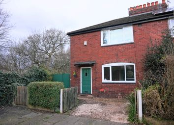 Thumbnail 3 bed semi-detached house for sale in Thorneycroft Avenue, Manchester