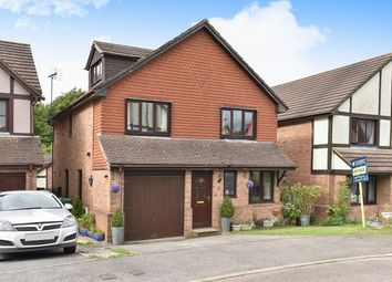 Thumbnail 5 bedroom detached house for sale in Heritage Park, Hatch Warren, Basingstoke