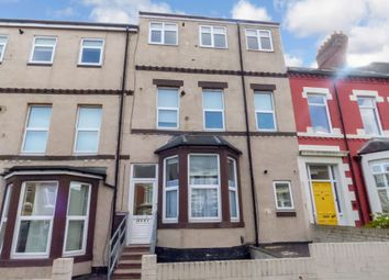 Thumbnail 2 bed flat for sale in North Parade, Whitley Bay