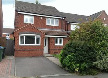 Thumbnail 3 bedroom detached house to rent in Woodruff Way, Tamebridge, Walsall