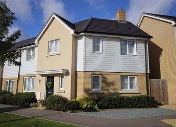 3 bed semi-detached house for sale in Isles Quarry Road, Borough Green, Sevenoaks TN15