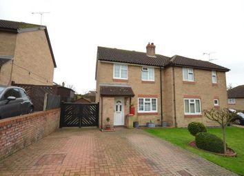 Thumbnail 3 bed semi-detached house for sale in Usterdale Road, Saffron Walden, Essex