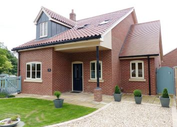 Thumbnail 4 bed detached house for sale in Tillbridge Road, Sturton By Stow, Lincoln