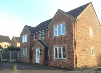 Thumbnail 2 bed flat for sale in Jacobs Avenue, Harold Wood, Romford