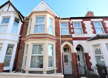 Thumbnail 5 bed terraced house to rent in Arabella Street, Roath, Cardiff