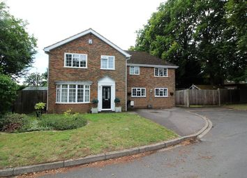 Thumbnail 5 bed detached house for sale in Addiscombe Chase, Tilehurst, Reading
