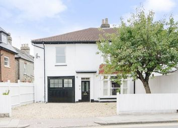 Thumbnail 5 bed semi-detached house to rent in St. Albans Road, Barnet