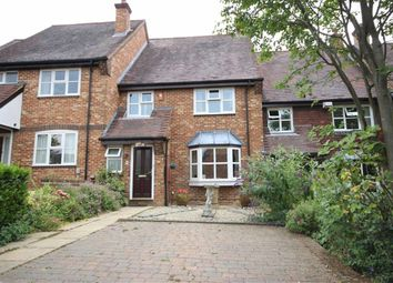 Thumbnail 3 bed terraced house for sale in Lodge Gardens, Harpenden, Herts