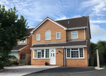 Thumbnail 4 bed detached house for sale in Oatfield Close, Whitchurch
