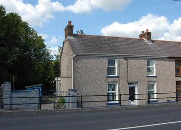 Thumbnail 2 bed semi-detached house for sale in Cwmamman Road, Glanamman, Ammanford
