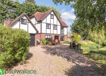 5 bed detached house for sale in Conduit Lane East, Hoddesdon EN11