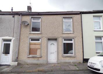 Thumbnail 2 bed terraced house for sale in Overton Street, Dowlais, Merthyr Tydfil
