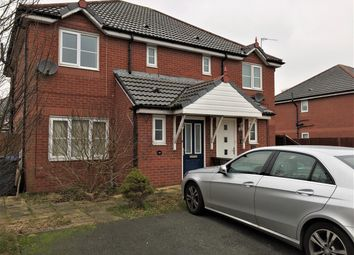 Thumbnail 3 bed semi-detached house to rent in Newick Road, Kirkby, Liverpool
