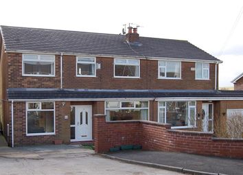 Thumbnail 5 bed semi-detached house for sale in Clough Road, Shaw, Oldham