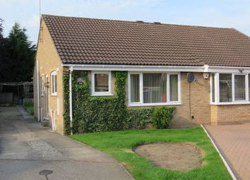 Thumbnail 2 bed bungalow to rent in Tarbert Crescent, York