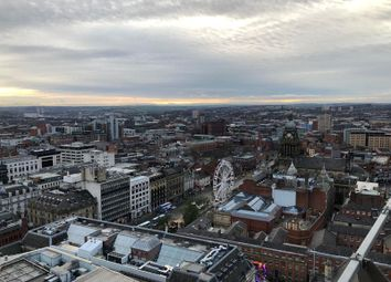 Thumbnail 2 bed flat for sale in Albion Street, Leeds