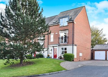 Thumbnail 3 bed semi-detached house for sale in St. Katherines Court, Derby