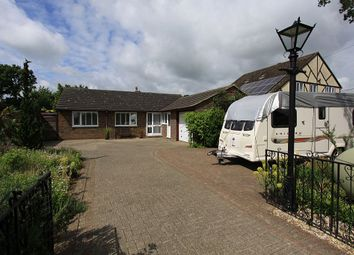 Thumbnail 4 bed detached bungalow for sale in Magpie Hall Road, Stubbs Cross, Ashford, Kent