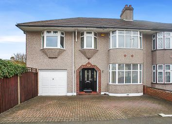 Thumbnail 4 bed semi-detached house for sale in Cumberland Drive, Bexleyheath, Kent