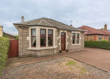 Thumbnail 3 bed detached bungalow for sale in 27 Glasgow Road, Edinburgh