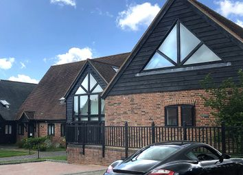 Thumbnail 2 bed barn conversion for sale in Minchens Court, Bramley Hampshire