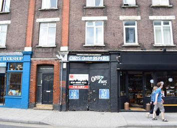 Thumbnail Commercial property to let in 138 Stoke Newington Church Street, Stoke Newington, London