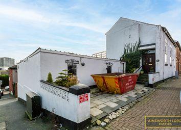 Thumbnail 4 bed end terrace house for sale in Marina Garage Workshop & House, Bastwell, Blackburn