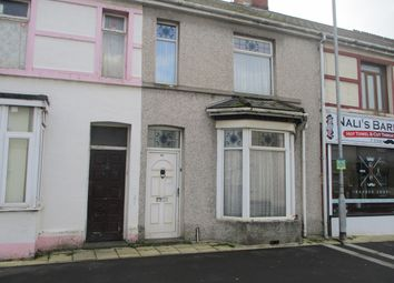 Thumbnail 4 bed terraced house for sale in New Road, Porthcawl