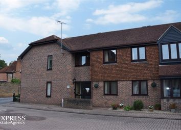 Thumbnail 1 bed flat for sale in St Anns Road, Chertsey, Surrey