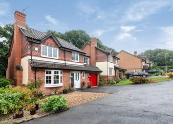Tadley, Hampshire RG26. 4 bed detached house