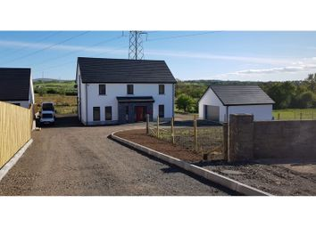 Thumbnail 4 bed detached house for sale in Kingsmoss Road, Newtownabbey