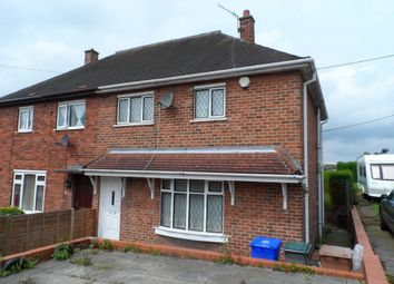 Thumbnail 3 bedroom semi-detached house to rent in Yarnbrook Grove, Norton - Le - Moors, Stoke On Trent, Staffordshire