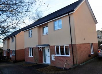 Thumbnail 3 bed detached house for sale in Swains Field, Woolaston, Lydney