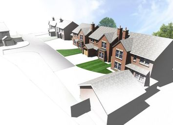 Thumbnail 4 bed detached house for sale in Plot 2, Former St Bartholomews Day Hospital, Station Road, Roby