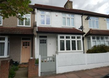 Thumbnail 3 bed terraced house to rent in Felmingham Road, Anerley, London